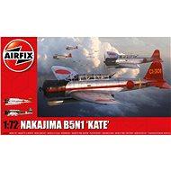 "Airfix Model Kit A04060 – Nakajima B5N1 ""Kate"" - Plastik-Modellbausatz"