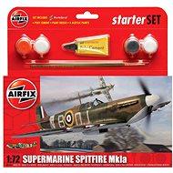 Airfix Starter Set A55100 letadlo – Supermarine Spitfire Mk1a - Platikmodel