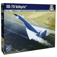 Plastikmodell Italeri Model Kit I1282 Flugzeug - XB-70 Valkyrie - Plastik-Modellbausatz