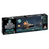 Italeri World of Warships 46504 – Tirpitz - Platikmodel