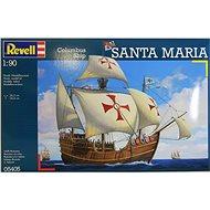 Revell Model Kit 05405 loď – Santa Maria - Platikmodel