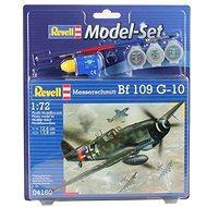 Revell Flugzeug-Modell-Set 04160 – Messerschmitt Bf 109 G-10 - Plastik-Modellbausatz