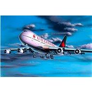 Revell Model Set 64210 Flugzeug – Boeing 747-200 - Platikmodel