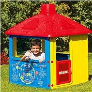 DOLU Velký zahradní domeček City - Kinderspielhaus