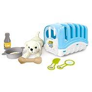 DOLU Mein erstes Haustier, blau - Stoffspielzeug