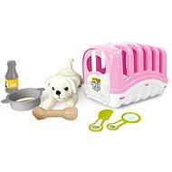 Plüschspielzeug DOLU Mein erstes Haustier, pink