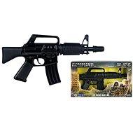 Spielzeugpistole in schwarz - Spielzeugwaffe
