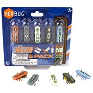 Hexbug Nano V2 Nitro 5 pack - Mikroroboter