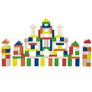 Holzspielzeugklötze 100 Stück - Würfelspiel