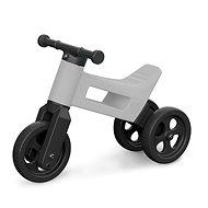 Funny Wheels 2v1 šedá - Laufrad
