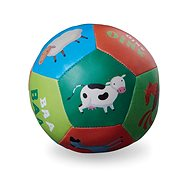 První míč – zvířátka na farmě - Ball für Kinder