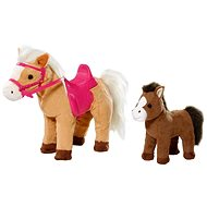 BABY Born Interaktives Pferd mit Fohlen - Plüschspielzeug