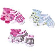 BABY Born Zubehör (2 Paar Socken) - Zubehör für Puppen