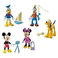 Mikro Trading Mickey Maus Clubhaus Figuren mit Zubehör - Figuren