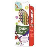 Stabilo Easycolours Farbstifte für Linkshänder - 6 Stück - Bürobedarf-Set