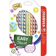 STABILO Easycolours Farbstifte für 12 Linkshänder - Bundstifte