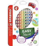 Stabilo Easycolours für Rechtshänder 12-tlg - Bürobedarf-Set