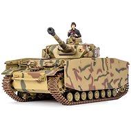 Panzer IV 1:24 - Panzer mit Fernsteuerung