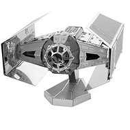 Metal Earth SW Darth Vader´s Starfighter - Metall-Model