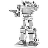 Metal Earth Transformers Soundwave - Metall-Model