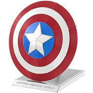 Metal Earth Marvel Captain America Schild - Metall-Model