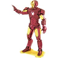Metal Earth Marvel Iron Man - Metall-Model