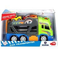 Auto Dickie Happy Transporter 42 cm - Auto