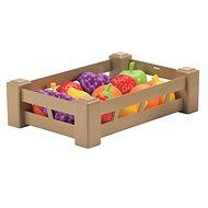 Ecoiffier Kiste für Obst und Gemüse - Spielset
