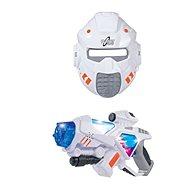 Simba Planet Fighter Pistolen Set und Maske - Pistole
