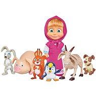 Simba Mascha und der Bär und ihre Tierfreunde - Puppe