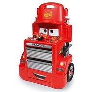 Smoby Cars 3 Mac Truck Mobile Werkstatt - Spielset