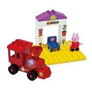 PlayBig Bloxx Peppa Pig Bahnhof - Bausatz