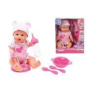 Simba New Born Baby Babypflege - Puppe