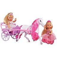 Simba Evi LOVE Märchen-Kutsche Romantic Carriage - Puppe