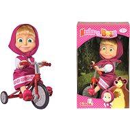 Simba - Mascha und der Bär, Mascha-Puppe mit dem Dreirad - Puppe