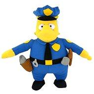 The Simpsons Chief Wiggum - Plüschfigur