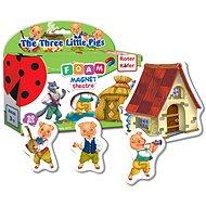 Magnetisches Theater Drei kleine Schweinchen - Spielset