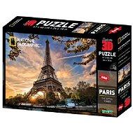 National Geographic 3D Puzzle Paříž 500 dílků - Puzzle