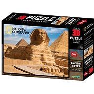 National Geographic 3D Puzzle Sfinga 500 dílků - Puzzle