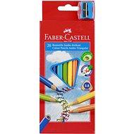 Faber-Castell Farbstifte Jumbo, 20 Farben
