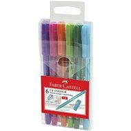 Faber-Castell Cx Colour 1,0 Mm, 6 Barev - Kugelschreiber