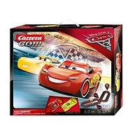 Carrera GO 62419 Cars 2 - Fast Friends - Autorennbahn