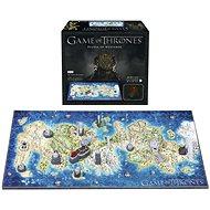 Puzzle 4D Game of Thrones Westeros MINI - Puzzle