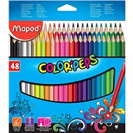 Maped Color Peps, 48 Farben - Bundstifte