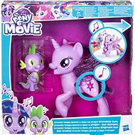 My Little Pony Spielset mit singender Twilight Sparkle und Spike - Tier