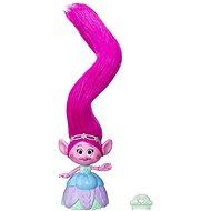 Troll Poppy mit extra langen glänzenden Haaren - Figur