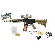 Puška M16 na vodní kuličky - Pistole