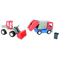 Wader Auto Tech truck 2v1 - Auto