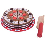 Bigjigs Holzkuchen für Kinder - Spielset