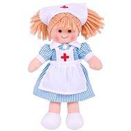 Bigjigs Krankenschwester Nancy 25 cm - Puppe